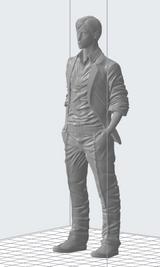 Figurine Initial D Ryosuke Takahashi 1:18