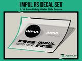 Impul RS Decal Set