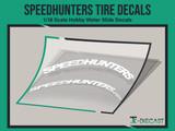 Tire Decal 10 (Speedhunters)