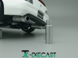 Honda S2000 Exhaust set For AutoArt