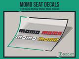 Momo Seat Decal
