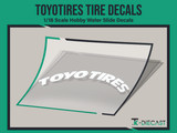Tire Decal 14 (Toyo Tires)
