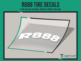 Tire Decal 09 (R888)