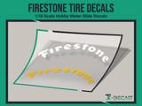 Tire Decal 04 (Firestone)