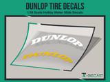 Tire Decal 02 (Dunlop)