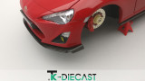Toyota GT86 RB Wide Body Front lip