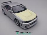 DISCONTINUED - Nissan R33 GT-R Skyline Nismo 400R Hood