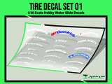 Tire Decal Set 01