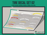 Tire Decal Set 02