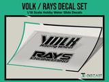 Volk / Rays Decal Set