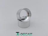 "19"" Universal Wheel Rings Step Dish Alloy"