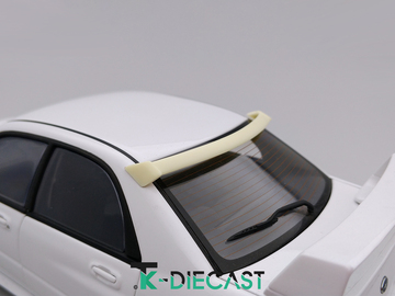 Subaru Impreza STI WRX 2006 Roof Spoiler