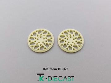 """20"""" Rotiform BLQ-T Piece"""