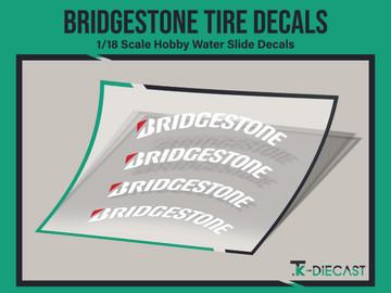 Tire Decal 01 (Bridgestone)