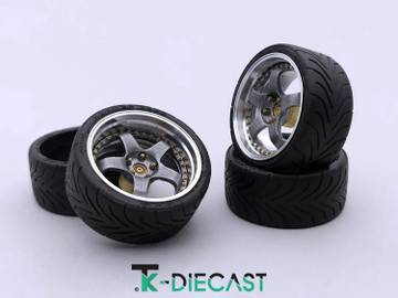 """20"""" Work Meister S1 3P Alloy (Optional Detailing Bolts)"""