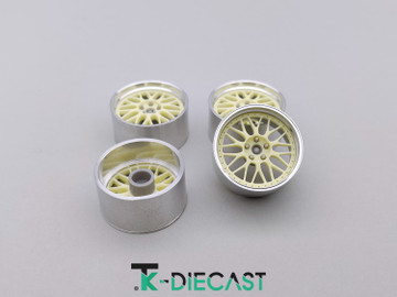 """17"""" Work Meister M1 Alloy (Optional Detailing Bolts)"""