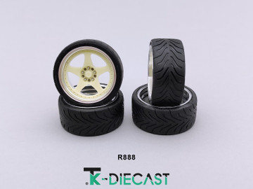 """17"""" Rays Nismo LMGT1 Alloy (Optional Detailing Bolts)"""