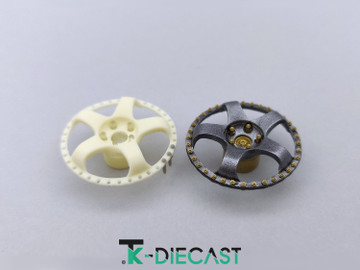 """17"""" Work Meister S1 3P (Optional Detailing Bolts)"""