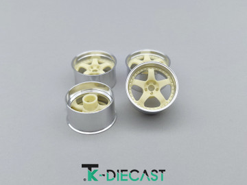 """17"""" Work Meister S1 3P Alloy (Optional Detailing Bolts)"""