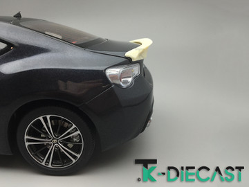 Toyota GT86 TRD Spoiler