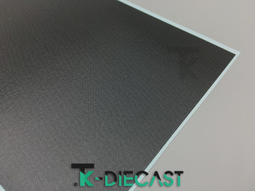 Carbon fiber Decal Sheet