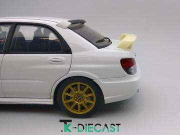 Subaru Impreza STI 2006 S204 Spoiler