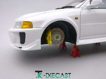 Brake Disc AP5060 J Hook   (Optional Detailing Bolts)