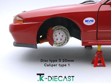 Caliper Type 1