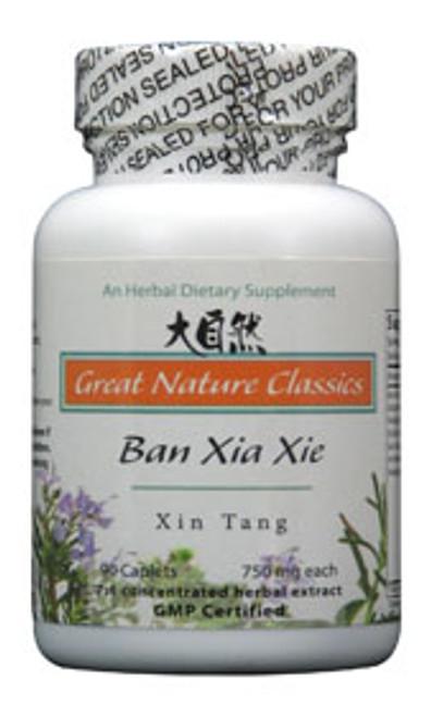 Ban Xia Xie Xin Tang (90 caplets)