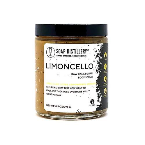Soap Distillery Limoncello Body Scrub
