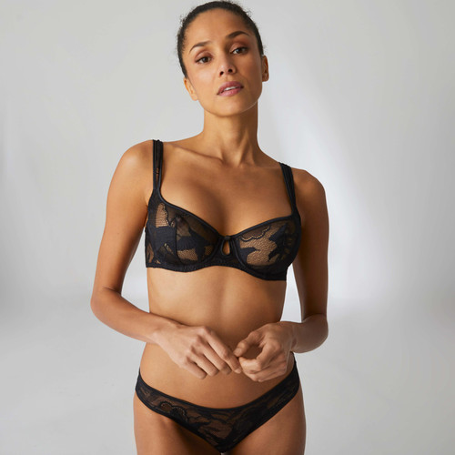 Volage Demi Cup Bra By Implicite