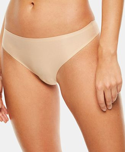 Soft-Stretch Seamless Thong O/S (S-XL) Ultra Nude