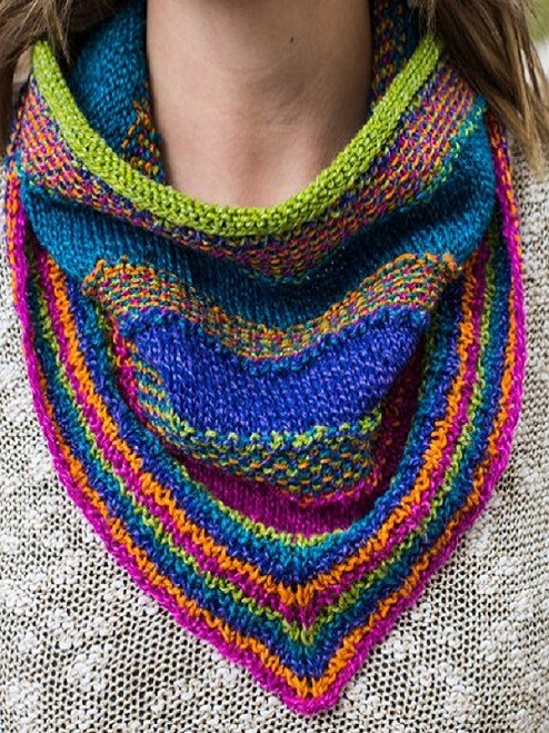Mountain Colors Five Color Cowl Kit