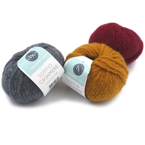 Trendsetter Yarns Soffio Cashmere