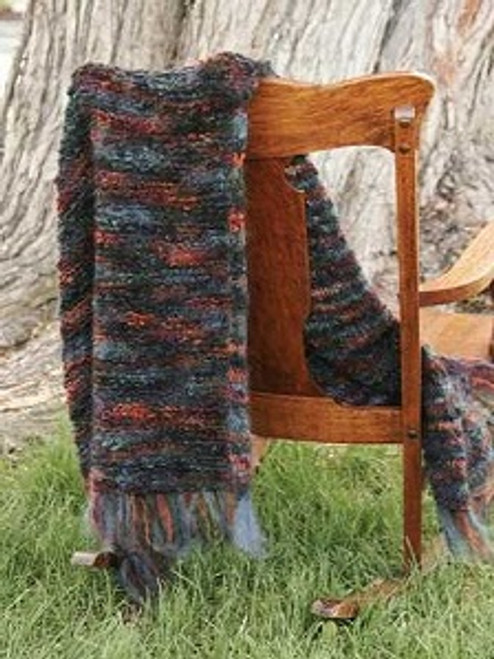 Mountain Colors Rocky Mountain Lap Blanket