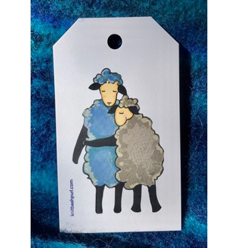 SHEEP-Y-HUG Gift Tags