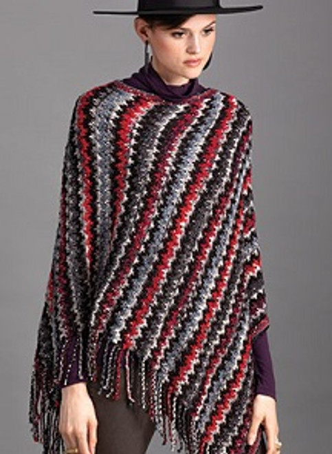 Flicker Poncho ( Winter 2018/19)