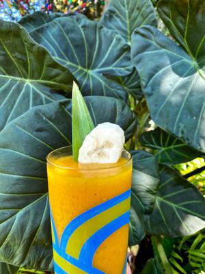 Anti-inflammatory Mango+CBD Smoothie