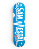 Sam Vestel Pro Deck is now available at the Shredquarters UK and Europe
