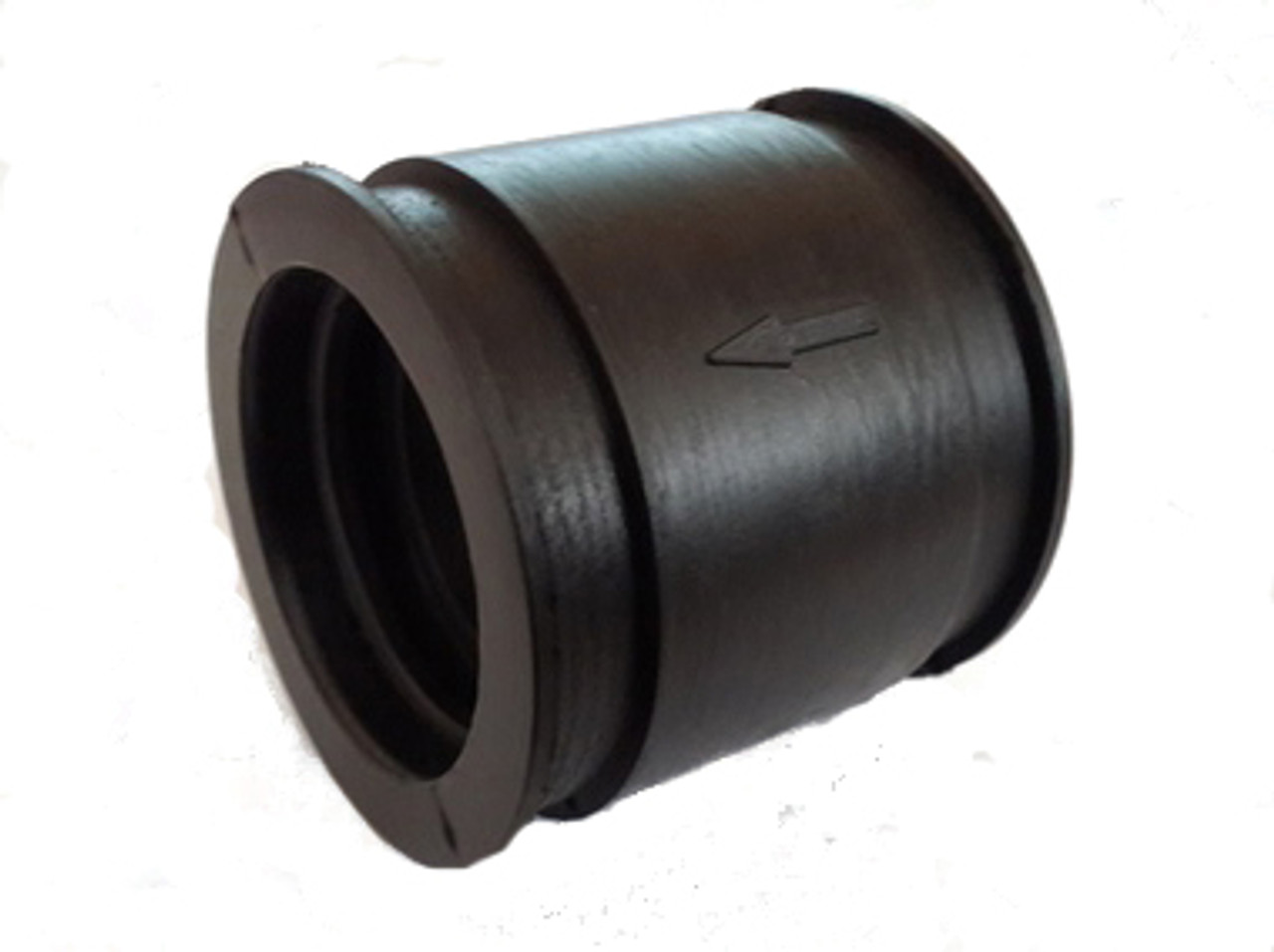 Intake Rubber Connecting Tube Barrel to Mikuni Carb Maico 68-80