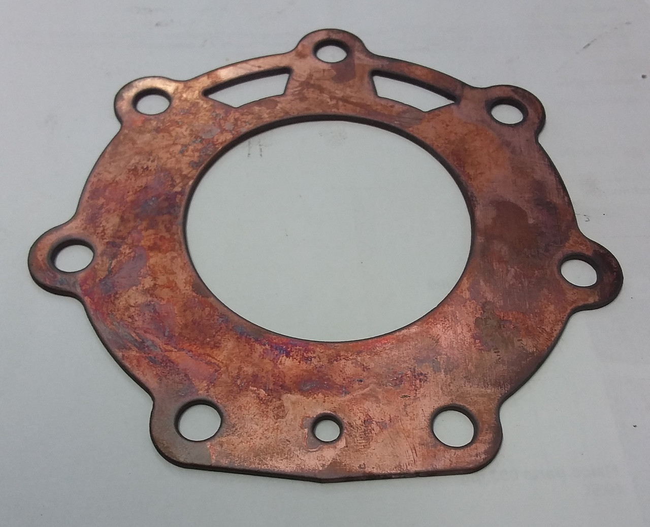 Head Gasket Maico  84-86 250 water cooled (Annealed Copper) Re-useable