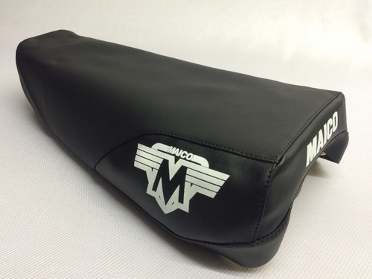Seat Cover Maico 80 Gripper with Wing Logo