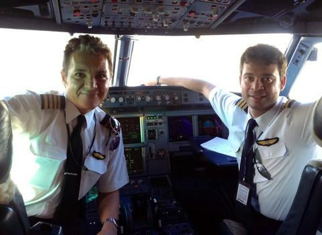 Are Commercial Airline Pilots Allowed to Have Beards