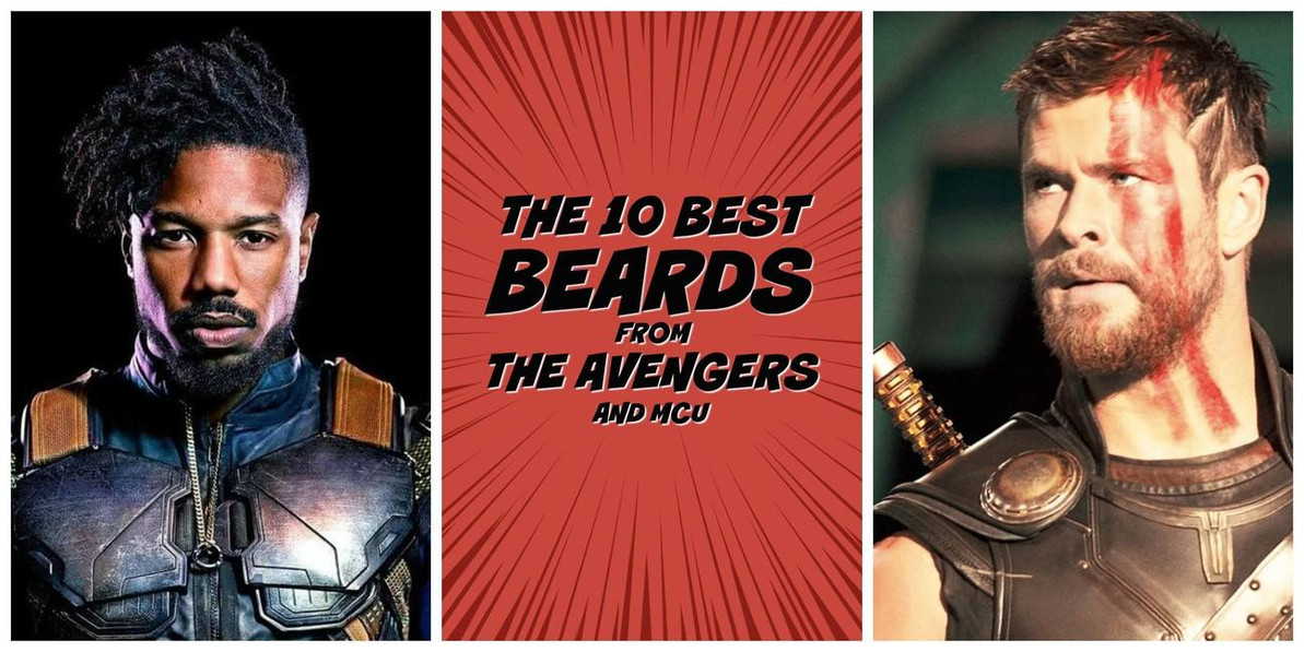 The 10 Best Beards from the Avengers and Marvel Universe