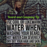 Are You Making This Mistake When Washing Your Beard?