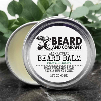 beard and company frontier beard balm