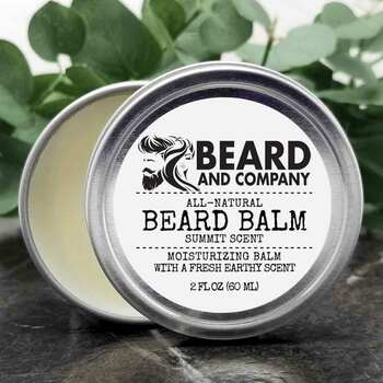 beard and company summit beard balm