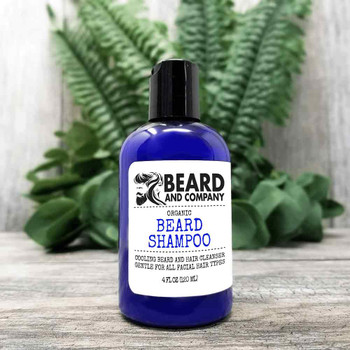 beard and company natural beard shampoo