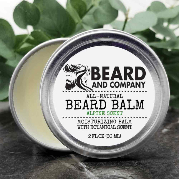 beard and company alpine beard balm