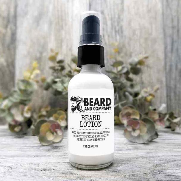 beard and company beard lotion